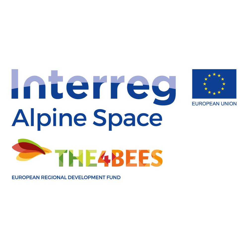 Interreg Alpine Space THE4BEES